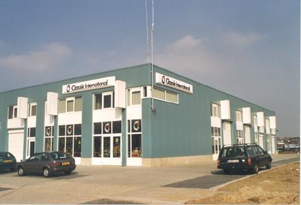 Gebäude Classic International, Roermond